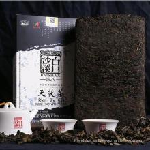 Té negro de China Hunan Baishaxi grado 2