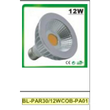Proyector LED 12W regulable / no regulable PAR30 COB