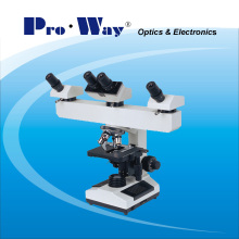 Professional Muti-Viewing Biological Microscope with Three Viewing Head Heads (XSZ-PW304)