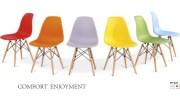 Leisure PP Eames Plastic Chair PP623