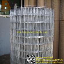 Malla de alambre soldada galvanizada caliente caliente-sumergida