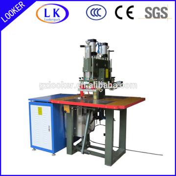 2014 pneumatic high frenquency plastic welder for PVC PET