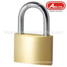 Brass Padlock, Golden Iron Padlock, Aluminum Alloy Lock Brass Lock -Thin Type (103)