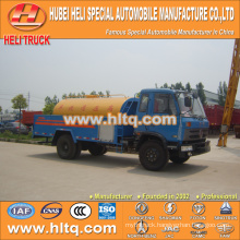 DONGFENG 4x2 10000L high pressure flushing truck 190hp hot sale