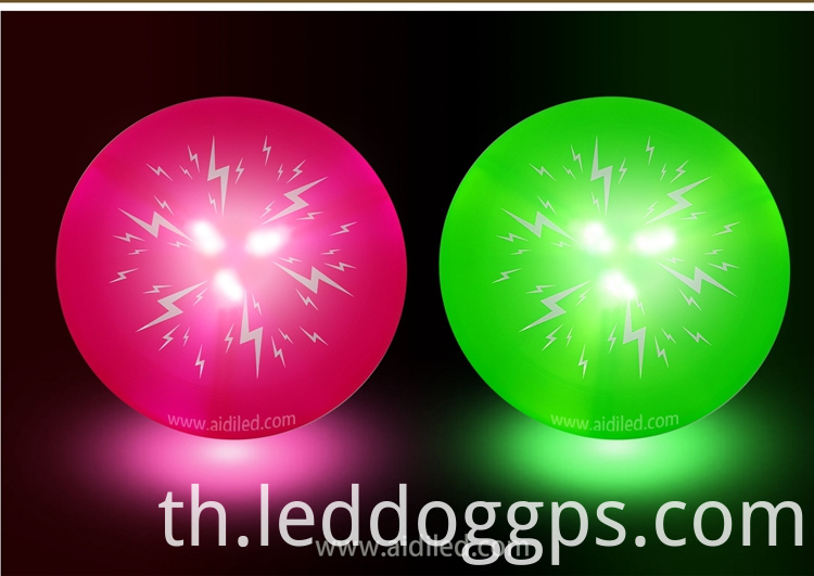 Light-Up Frisbee