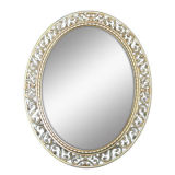 PVC Framed Mirror, Available in Various Sizes, Suitable for Bathrooms and Walls