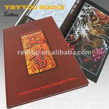 Libro japonés del tatuaje de la venta caliente 2012