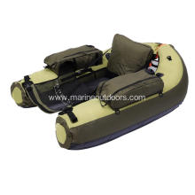 Comfortable Durable Inflatable PVC Float Tube for Fishing