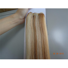 Top Grade Real Virgin wholesale Blond Colored Brazilian Hair Weave