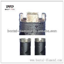 Stone Diamant Kern Bits mit gut Anordnung Segmente besser als Husqvarna