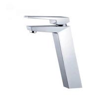 YL-00912 Contemporary sanitary ware bathroom taps deck mounted brass bathroom wash basin faucet