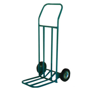 High Quality Metal Folding Hand Trolley (HT1585)