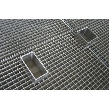 Grade de alumium