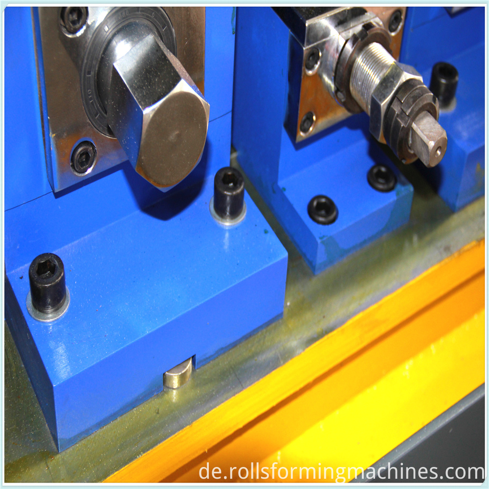 welded pipe machine 24