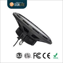 Bahía alta de 150W LED UFO con ETL / DLC / FCC