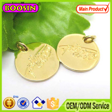 2015 Custom Jewelry Logo Metal Tag for Necklace