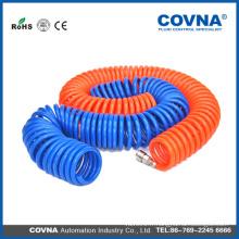 Ressorts en PU / tube de recul de PU / pu flexible d'air