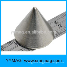 China cone shaped magnet