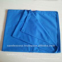 Serviette en suède en microfibre de polyester