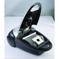 Led display high power silver vacuum cleaner