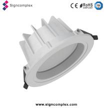 """Ahorro de energía de alta potencia SMD5730 Downlight empotrable de 5 """"16W LED"""