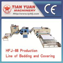 Production Line of Bedding and Covering (HFJ-88)
