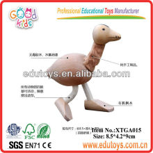 Wooden Toys Wholesale - Wooden Ostrich Toys
