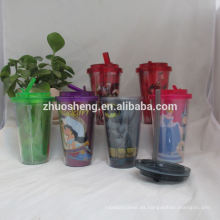alta calidad hermosos vasos de plástico irrompibles