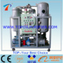 Multi-Functional Turbine Oil Purification Plant Ty