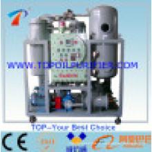 Instalação de purificação de óleo de turbina multifuncional Ty