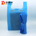 T Shirt Plastic Bag with Customized Logo