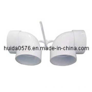 Plastic Injection Mould (90 Deg Elbow 40mm)