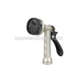Multi-pattern metal spray gun