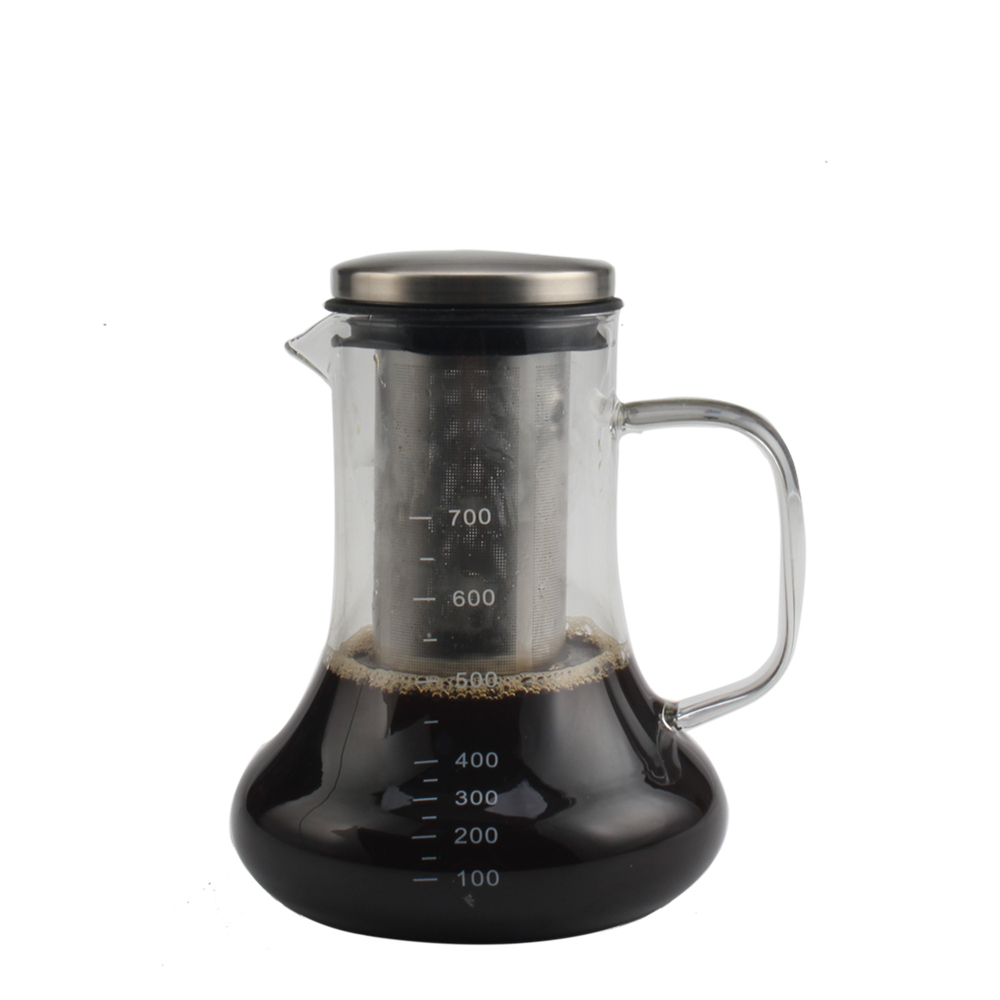 700ml Cold Brew Coffee Kettle With Scale