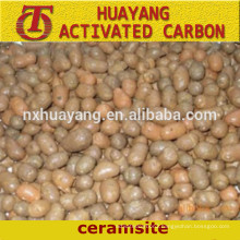 Ceramic Filter Media Ceramsite For waste water