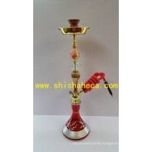 Top Quality Zinc Alloy Nargile Smoking Pipe Shisha Hookah