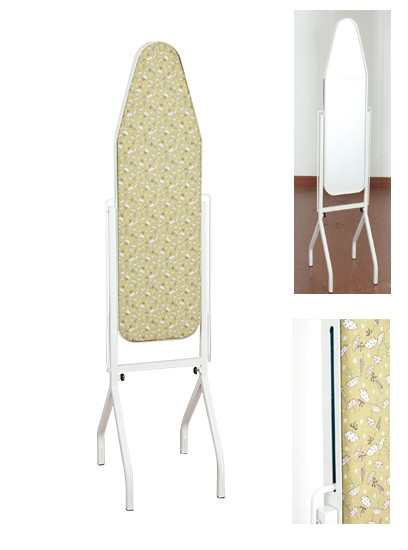 Ironing Board with Mirror