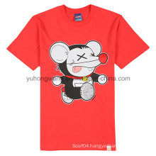 Wholesale Cotton Kid′s Printed T-Shirt