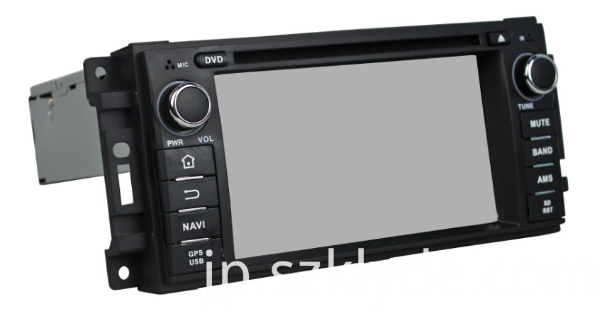 Car DVD Player For Jeep Sebring 2006