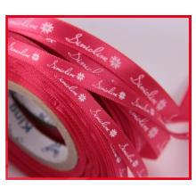 Fita tecida personalizada do jacquard da venda direta da fábrica de Wenzhou