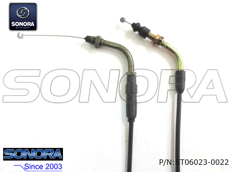 Wangye Scooter WY125T-23B Throttle cable assy.