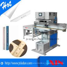 Impressora de almofada de régua de madeira de 1m