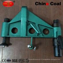 Cintreuse hydraulique de rail de machine à cintrer de tuyau de 24kg