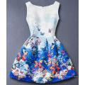 Schönes Kleid für Mädchen und Teenager, Kleider für Tochter und Monther