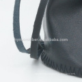 High end cow leather jewelry gift bag with logo custom