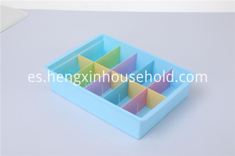 plastic removable box