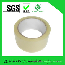 Acrylic Water Based Glue BOPP Transparent Adhesive Packaging Tape China Manufacturer