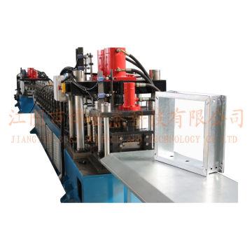 Msfd VCD HVAC Fire Damper Obturador quadro Blade Louver Roll formando máquina