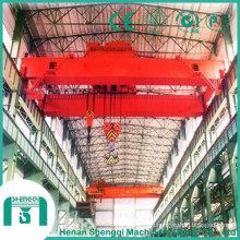 Double Girder Overhead Traveling Crane- Heavy Duty, Big Capacity