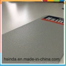 Hsinda Ral7035 Glittering Leather Silk Grey Shining Powder Coating